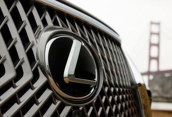J.D. Power: Lexus meest betrouwbare merk #1