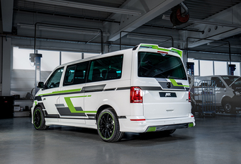 Wat doet Abt met de VW E-Transporter? #1