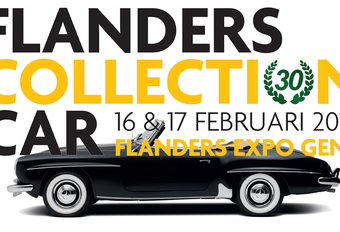 Weekendtip – Flanders Collection Car in Gent op 16 en 17 februari #1