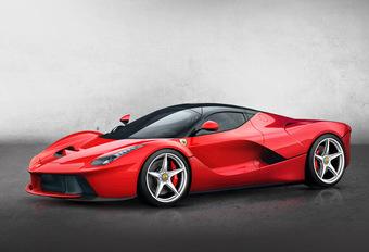 Ferrari : l'hybride V8 pour 2019, l'électrique pour 2022 #1