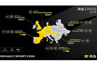Renault Sport Days: op het circuit met je R.S.! #1