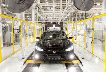 Honda ferme son usine au Royaume-Uni #1