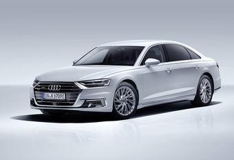 Geen E-Tron meer, plug-inhybride Audi A8 heet 60 TFSIe #1