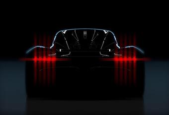 Aston Martin: een derde hypercar in Genève #1