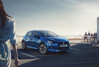 Nieuwe Peugeot 208 gelekt! #1