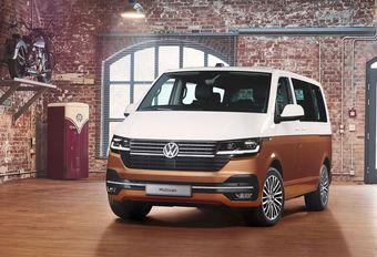 Volkswagen Multivan : disponible en électrique #1