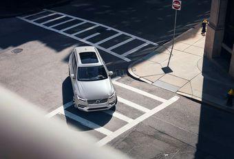 Volvo XC90 : avec une solution B #1