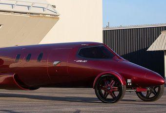 Voici le Limo-Jet : un jet transformé en limousine #1