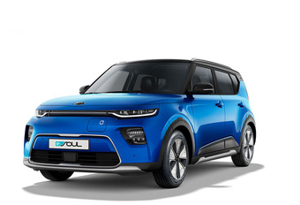 Kia e-Soul: de Europese specificaties #1
