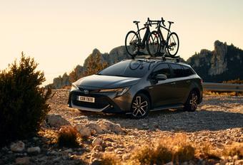 Toyota Corolla gaat op avontuur als Trek #1
