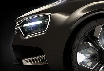Kia Electric Concept heeft 21 met elkaar gesynchroniseerde displays #1