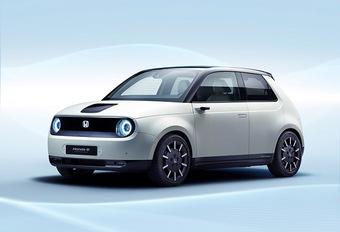 Honda E: bijna productierijp #1