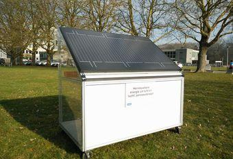 KU Leuven produceert waterstof uit vocht in de lucht #1