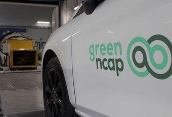 Green NCAP: ecoscore voor auto's #1