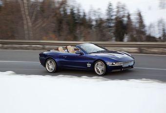 Touring Superleggera brengt Sciadipersia Cabriolet naar Genève #1