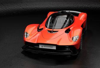 Aston Martin Valkyrie : la puissance officielle #1