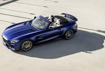 Mercedes-AMG GTR als Roadster #1