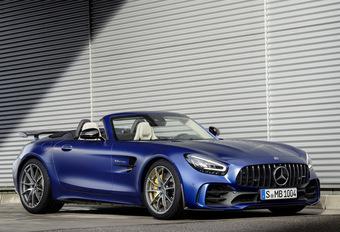 Mercedes-AMG GT R: nu ook als Roadster #1