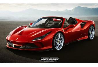 Ferrari F8 Tributo: en nu de Roadster #1