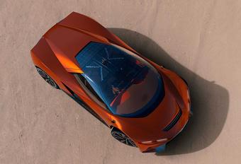 GFG Style Kangaroo is supercar met off-roadambities #1