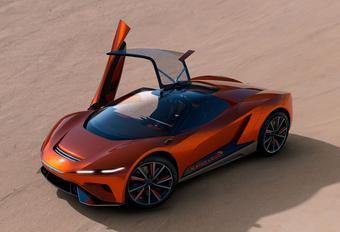 GFG Style Kangaroo : entre voiture de sport et SUV #1