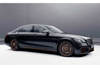 Mercedes S 65 AMG Final Edition: afscheid van de V12 #1
