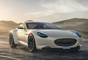 Piëch Mark Zero mixt Aston Martin met wat Porsche #1