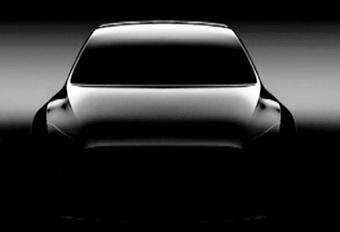 Tesla Model Y komt eraan! #1