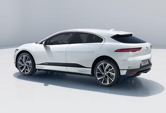 Jaguar I-Pace is Auto van het Jaar 2019 #1
