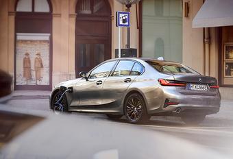 Nieuwe BMW 3 Reeks als plug-inhybride 330e #1