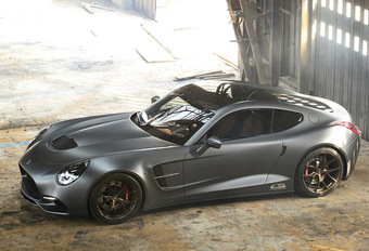 Puritalia Berlinetta houdt het bij hybride hulp #1