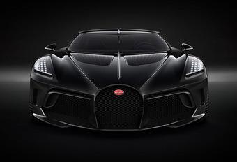 Bugatti La Voiture Noire: de allerduurste #1