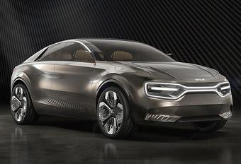 Kia Imagine: Fantaseren over de elektrische toekomst van… 2021 #1