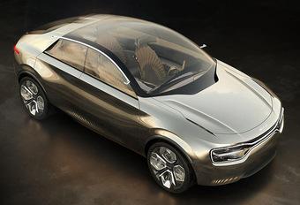Kia Imagine concept: 800 km elektrische autonomie in 2021! #1