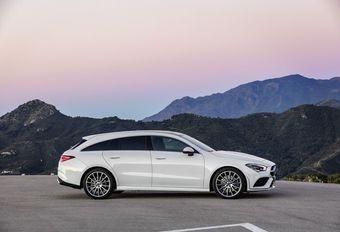 Mercedes CLA Shooting Brake is nu ook praktisch #1