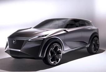 Nissan IMq concept: de opvolger van de Qashqai! #1