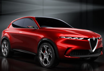 Alfa Romeo Tonale is een compacte SUV à la BMW X2 #1