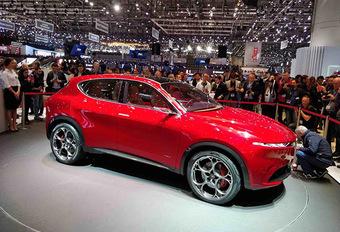 Alfa Romeo Tonale Concept : compacte SUV #1