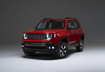 Jeep Renegade et Compass hybrides : enfin ? #1