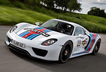 Porsche : bientôt une autre 918 Spyder #1