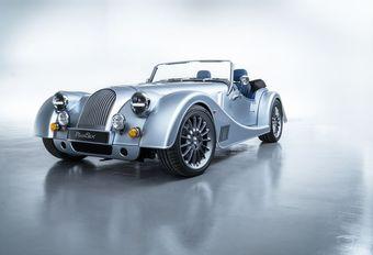 Morgan Plus Six kiest voor aluminium en BMW #1