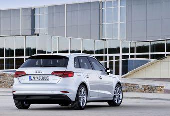 Audi vernieuwt A3 Sportback G-Tron op CNG #1
