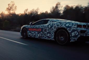 McLaren : hybride, batterie solide et 2+2 #1