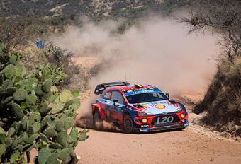 AutoWereld naar WRC Mexico (3): drama voor Hyundai op openingsdag #1