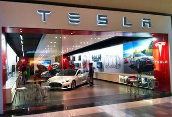 Tesla: 3% hogere prijs om enkele showrooms te bewaren #1