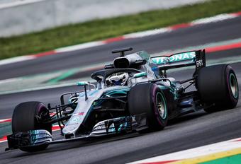 F1 2019: extra punt voor snelste wedstrijdronde #1