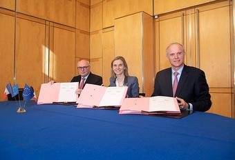 Michelin et Faurecia : ensemble pour devenir leader de l'hydrogène #1
