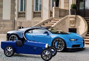 Bugatti Baby II is duur speelgoed voor jong en oud #1