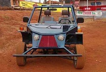 VIDÉO - SM237 Babone : une voiture made in Cameroun #1