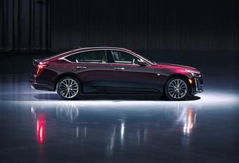 Cadillac CT5 : relève de la CTS #1
